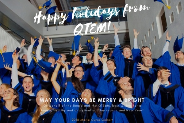 Happy holidays from QTEM!