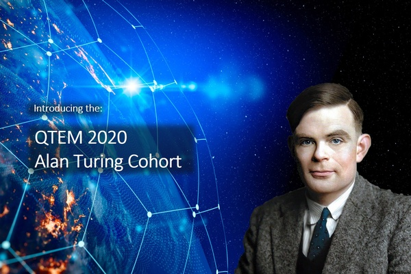 Congratulations to the 2020 Alan Turing Cohort!
