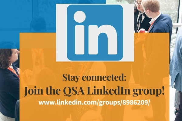 Join the QSA on LinkedIn!